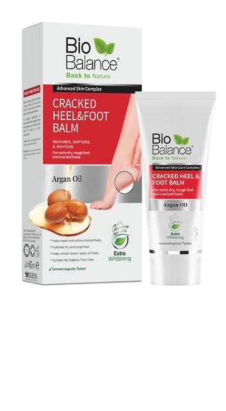 BioBalace Cracked Heel & Foot Balm - 60ml