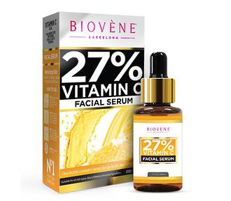 Biovene Vitamin C 27% Facial Serum - 30ml