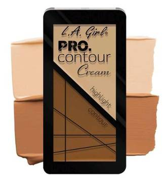LA Girl Pro Contour Cream - Fair