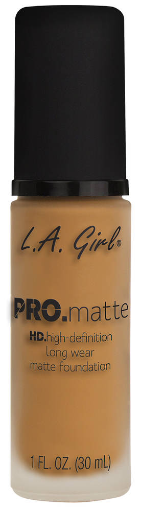 LA Girl Pro Matte Foundation - Golden Bronze