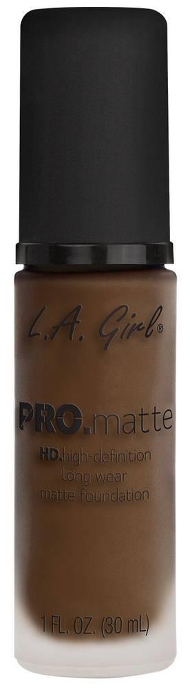 LA Girl Pro Matte Foundation - Espresso