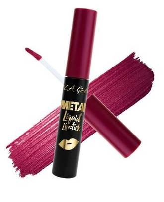 LA Girl Metal Liquid Lipstick - Prism