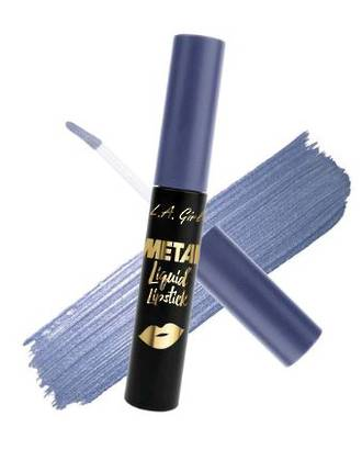 LA Girl Metal Liquid Lipstick - Clash