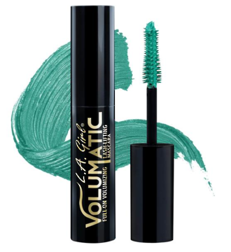 LA Girl Volumatic Mascara - Turquoise