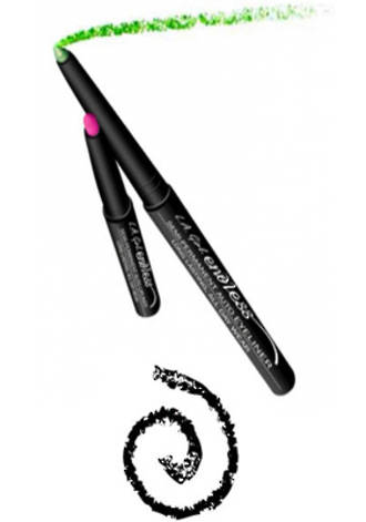 LA Girl Endless Auto Eyeliner Pencil - Very Black