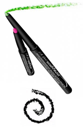 LA Girl Endless Auto Eyeliner Pencil - Black Frost