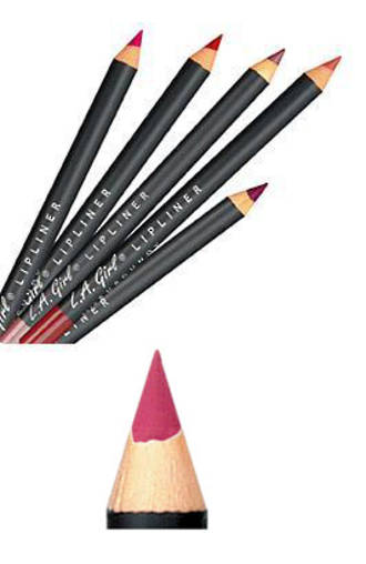 LA Girl Lipliner Pencil - Raspberry