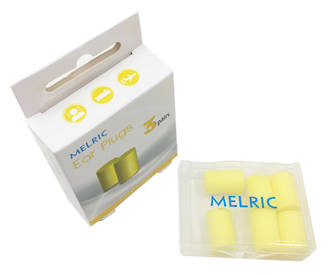 Ear Plugs - Foam Barrel