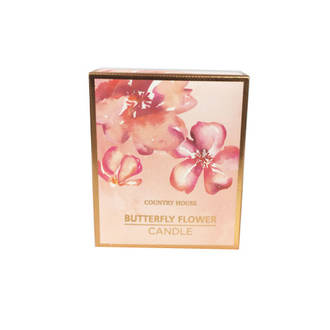 Scented Candle 200g - Butterfly Flower