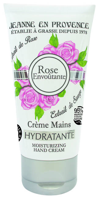 Rose Hand Cream 75ml