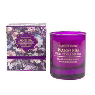 CH Scented Candle - Warm Fig
