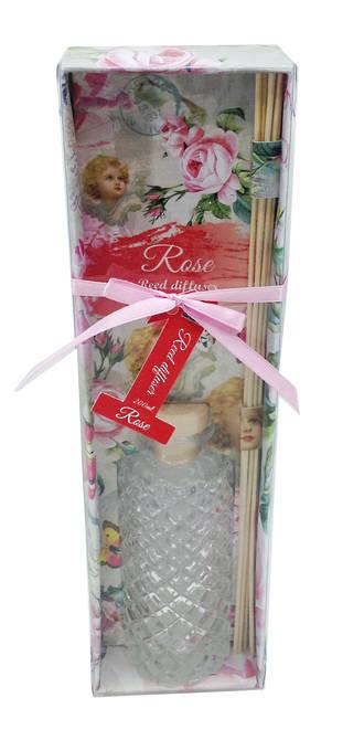 Reed Diffuser 200ml - Rose