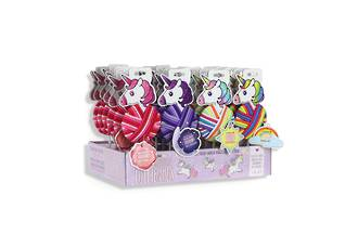 Unicorn Lollibands Display - 24pcs