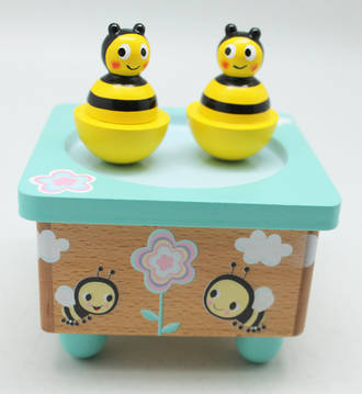 Music Box Square - Buzzy Bee