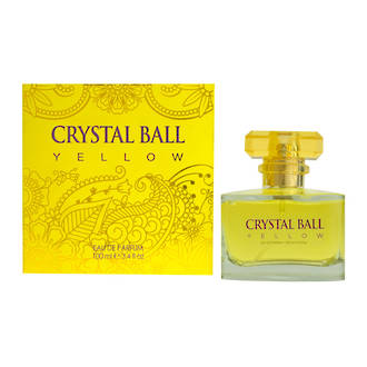 Womens EDP 100ml -  Crystal Ball Yellow