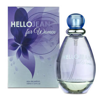 Womens EDP 100ml - Hello Jean