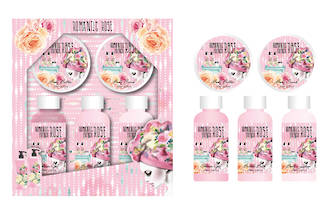 Romantic Rose Spa Gift Set
