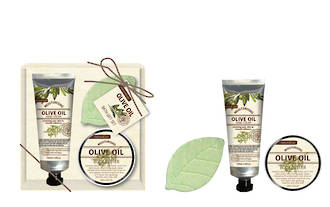 Melric Natural Care Gift Set Olive Oil