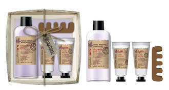 Natural Care Gift Set Lavender