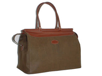 Travel Bag - Brown