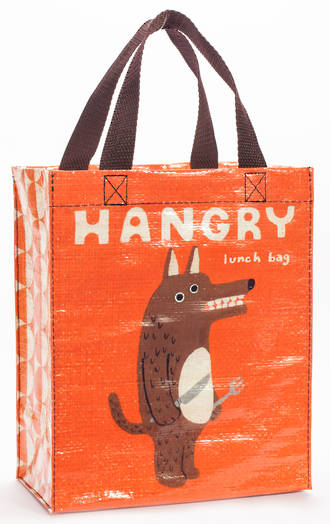 Handy Tote - Hangry!