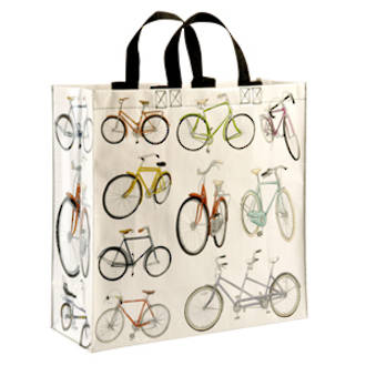 Blue Q Shopper - Bicycles