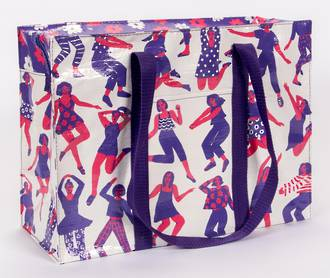 Shoulder Tote Bag - Dance