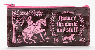 Pencil Case - Runnin' the World and Stuff