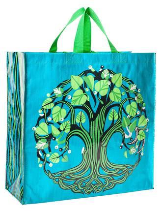 Blue Q Shopper - Tree of Life