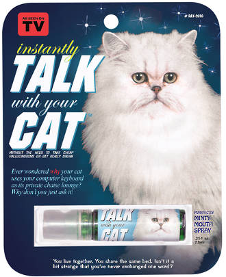 Blue Q Breath Spray - Talk With Your Cat