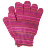 Exfoliating Printed Bath Glove