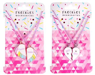 Bestie Necklace 2pk