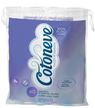 Cotoneve Cotton Wool Coloured 40g