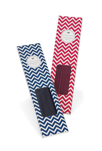 Incense Sticks Chevron Display