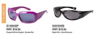 Aspect Kids Sunglasses $19.95