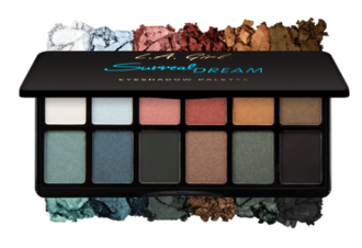 LA Girl Fanatic Eyeshadow Palette - Surreal Dream