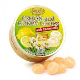 Simpkins Travel Sweets - Lemon & Honey with Chamomile