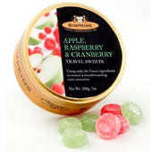 Simpkins Travel Sweets - Apple / Raspberry / Cranberry