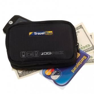 Travel Blue Combi Pouch