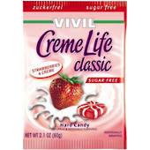 Vivil Creme Life Sweets - Strawberry/Creme