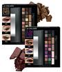L.A. Colors Holiday Set - 25 Color Eyeshadow Palette 6pcs