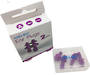 Ear Plugs - Silicone Aqua