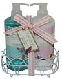 Fresh Bouquet Wire Caddy Gift Set