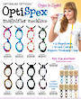 Optispex Magnifying Necklace Display - 32pcs