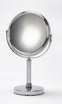 Mirror Pedestal Chrome 10x