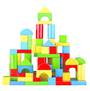 Wooden Blocks - 100pcs