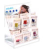 Ear Plugs Display Stand - 24pcs