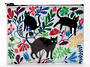 Zipper Pouch - Here Kitty