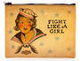 Zipper Pouch - Fight Like A Girl