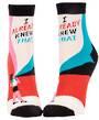 Blue Q Ankle Socks -  I Already Knew That